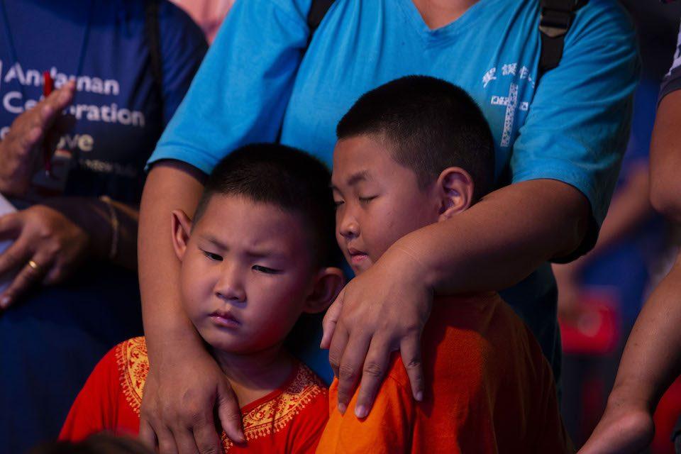 young Thai boys