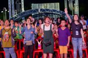 Celebration of Love Continues with Passionate Night of Worship