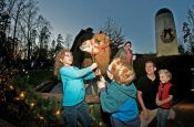 Christmas at the Library Lighting Up the Night, Carrying on Billy Graham's Legacy