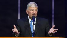 Franklin Graham: Preaching the Gospel in Australia on the First Anniversary of My Father's Homegoing