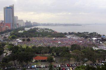 Franklin Graham Manila Festival