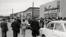 A Look Back at Billy Graham's Groundbreaking 1959 Australia Crusade