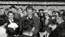 Billy Graham Trivia: What Percentage of Australia's Population Heard Him Share the Gospel in 1959?