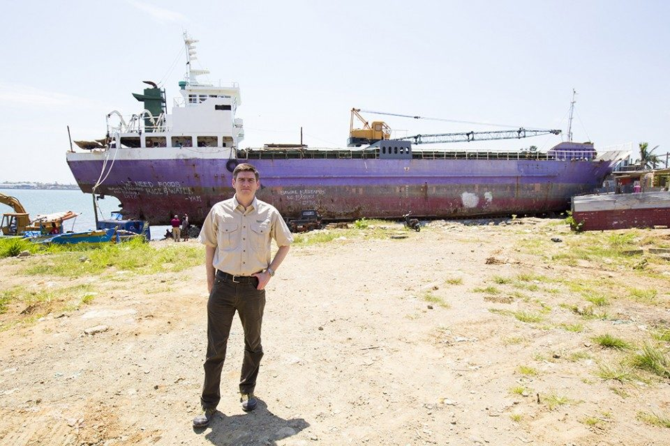 Will Graham Philippines typhoon