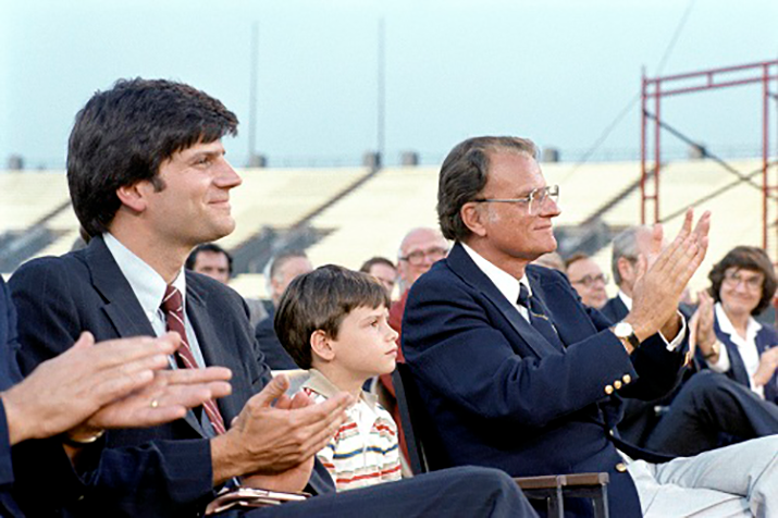 will graham and franklin graham and billy graham