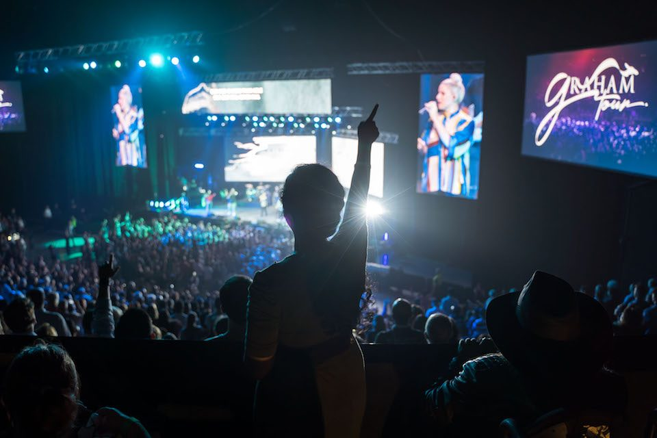 Planetshakers worship