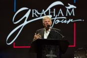 Franklin Graham Tells South Australia About the 'Ultimate Friend'