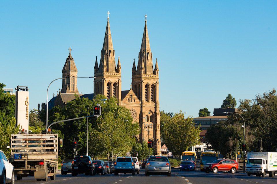 Adelaide church