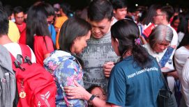 Over 100,000 Hear Gospel in Philippines During Will Graham's 8-Day Evangelistic Tour