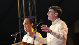 Historic Milestones and New Beginnings in Manila and Beyond