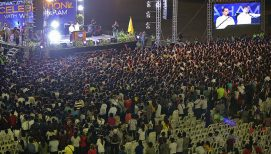 Thousands Say Yes to Christ in the Philippines