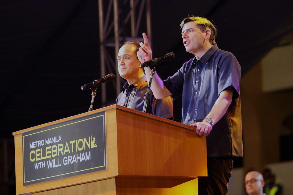 Will Graham preaching
