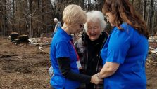 Three Months After California's Camp Fire: Residents Find the Peace of Christ