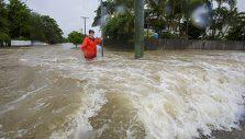 Chaplains Ministering After Devastating Floods in Queensland, Australia
