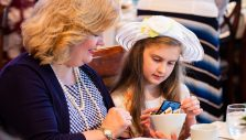 Hundreds of Women Hear from Medical Missionary Aileen Coleman at Ladies Tea
