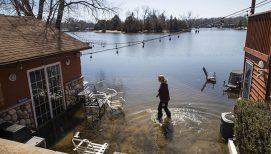Billy Graham Chaplains Ministering in Nebraska Following Widespread Floods