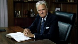 Plans in Motion for Billy Graham Statue in U.S. Capitol's Statuary Hall