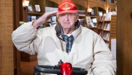 Health Failing, 80-Year-Old Checks Billy Graham Library Off Bucket List