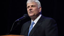 Franklin Graham: We Must Not Remain Silent