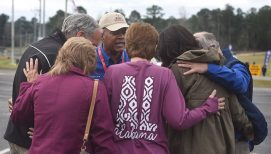 'Just Pray Your Way Through': Alabamans Tell Chaplains How They Survived Two Twisters