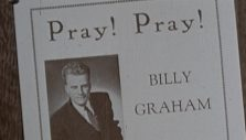 How Prayer Shaped Billy Graham's Ministry