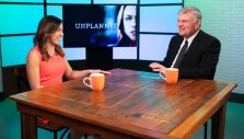 Franklin Graham's Conversation with 'Unplanned' Actress Ashley Bratcher