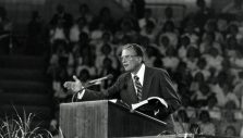 Billy Graham on the Reason Why Jesus Died