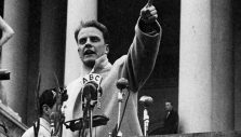 Billy Graham, a Peace Rally & the National Day of Prayer