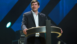 Will Graham's Easter Message: People May Let You Down, But Jesus Will Not