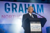 Franklin Graham Shares Light of Christ On First Stop of Decision America Northeast Tour