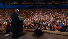 More Than 31,000 Hear Good News as Northeast Tour Wraps Up in Syracuse
