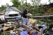 Chaplains Deploy to Jefferson City, Missouri, Following 'Violent' Tornado
