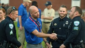 'I've Got to Make This Count': Chaplain Reflects on Life After Police Career