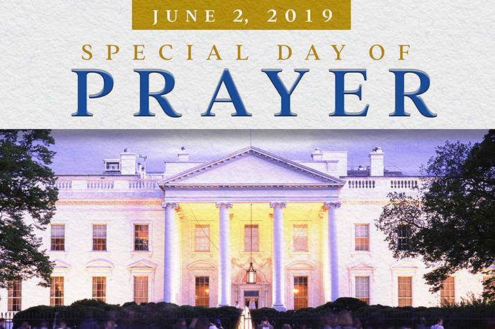 Special Day of Prayer