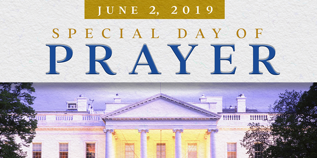 Statement From Faith Leaders Regarding Special Day of Prayer