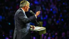 Franklin Graham: I Want to Warn Christians in the Northeast