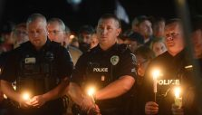 Mooresville, NC, Grieves Fallen Officer; Billy Graham Chaplains Offering Support
