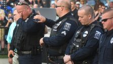 Chaplains Join NC Community in Honoring Fallen Police Officer