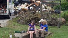 Chaplains Minister in Missouri as Residents Clean Up After Deadly Storms