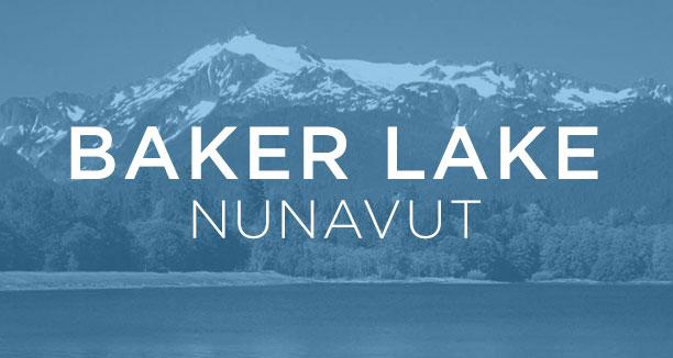 Baker Lake, Nunavut