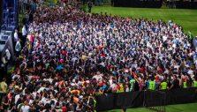 Pastor En Colombia Da La Bienvenida a Nuevos Creyentes, Agrega Un Culto Después del Festival En Cúcuta