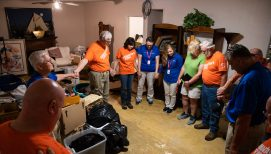 Chaplains Deploy After Devastating NC Floods