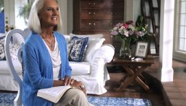A Conversation with Anne Graham Lotz: Look for the Blessings, Even in Cancer