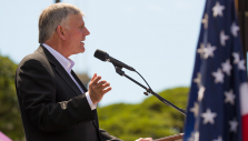 This Fall: Franklin Graham to Take Decision America Tour Across His Home State