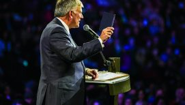 Franklin Graham: We Cannot Sit Idly By