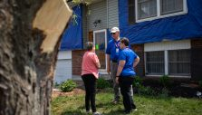 Billy Graham Chaplains Offering God's Comfort to Devastated Areas