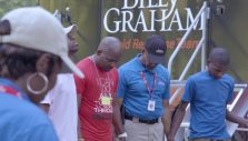 Miles from BGEA Headquarters, Chaplains Help Bring Unity to City Streets