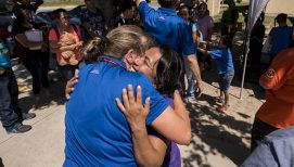 'They're Hungry to Hear Hope': Chaplains Ministering at U.S.-Mexico Border