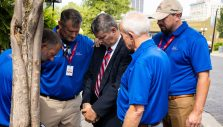 An Unexpected Reunion for Dayton Resident and Billy Graham Chaplain