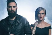 Skillet's Korey Cooper on Sharing Her Faith On and Off Stage